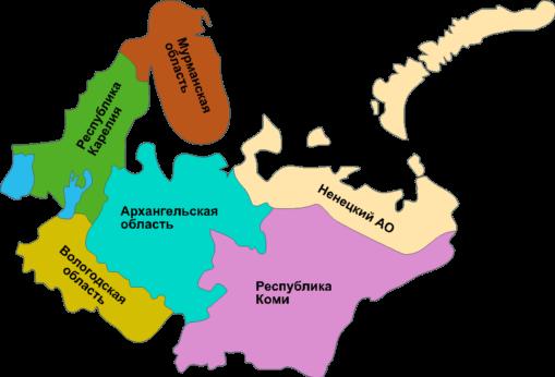 ЭГП Европейского Севера