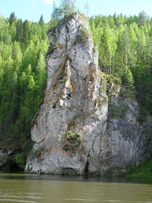 Река Чусовая - сплавы по рекам Урала с туристической компанией ЗЕНИТ zenit-tour.ru